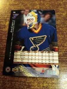 Hokejová kartička - Jon Casey - St. Louis