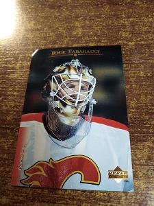 Hokejová kartička - Rick Tabaracci