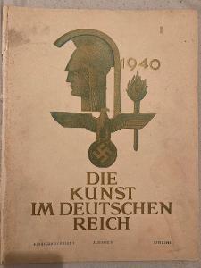 Die kunst im deutschen reich 1940