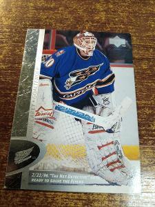 Hokejová kartička - Jim Carey - Capitals