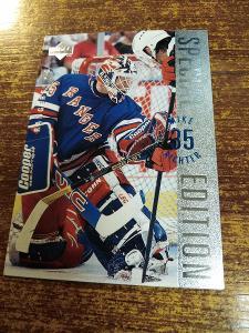 Hokejová kartička - Career Averages - Rangers