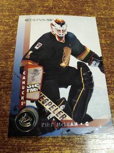 Hokejová kartička - Kirk McLean - Canucks