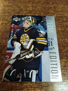 Hokejová kartička - Blaine Lacher - Bruins