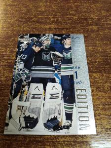 Hokejová kartička - Sean Burke - Whales