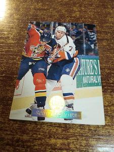 Hokejová kartička - Scott Lachange - Islanders