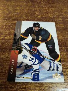 Hokejová kartička - Bret Hedican - Canucks