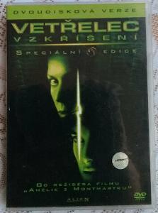 2 DVD VETŘELEC - VZKŘÍŠENÍ