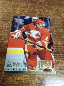 Hokejová kartička - German Titov - Calgary Flames