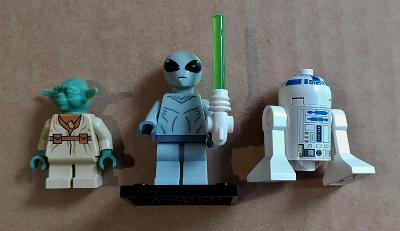 LEGO Minifigurka