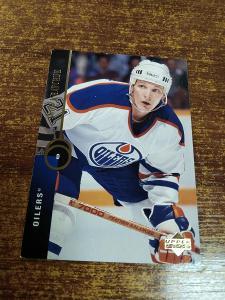 Hokejová kartička - Igor Kravchuk - Oilers