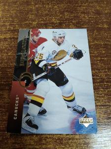 Hokejová kartička - Nathan Lafayette - Canucks