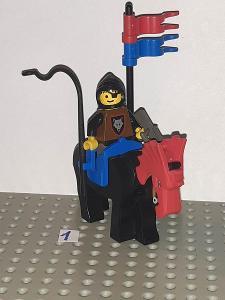LEGO CASTLE WOLFPACK FIGURKY VÝBORNÝ STAV!!!