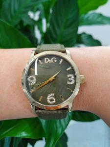 Stylové hodinky DOLCE & GABBANA