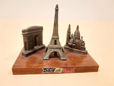 STARÉ KOVOVÉ TĚŽÍTKO PAŘÍŽ