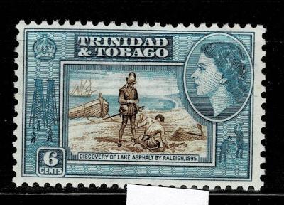 Trinidad a Tobago 1953 Mi 160** - Nr.129