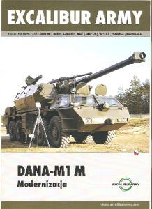 Tatra 815 DANA M1 M , prospekt EXCALIBUR ARMY , 4 strany , polsky