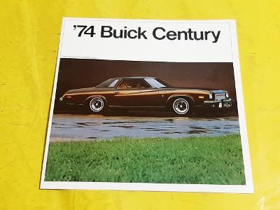 --- Buick Century (1974) ----------------------------------------- USA