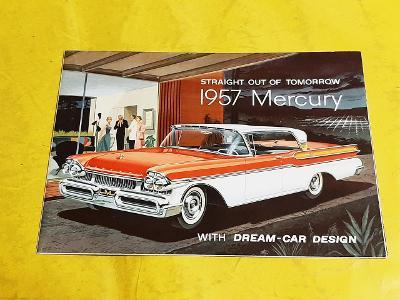 --- Mercury 1957 ------------------------------------------------- USA