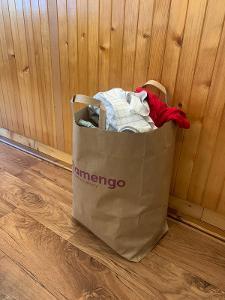 Taška plna oblečení (mysterybag)