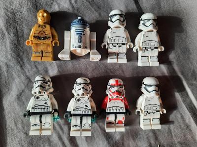 Lego Star Wars originál figurky