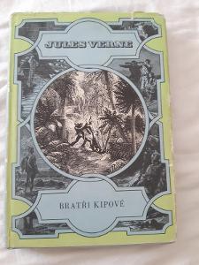 Jules Verne - Bratri Kipove