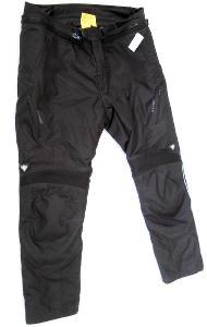 Textilní kalhoty CYCLE SPIRIT - vel. 62, pas: 108 cm