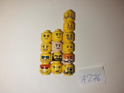 Lego hlavy