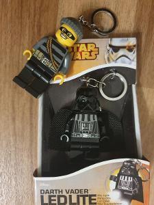 lego svítilna Darth Vader+lupič