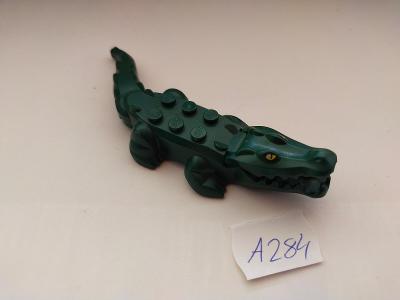 Lego krokodýl