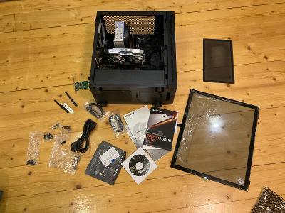 Herní PC Intel i5 9400F / 1TB SSD / gtx 1070 8GB / 16GB / Win10/záruka