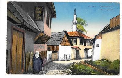 Jugoslávie, Bosna