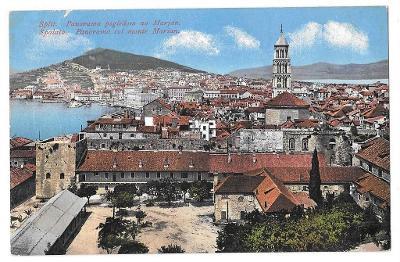 Split, Jugoslavie, Chorvatsko