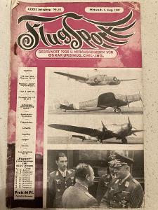 Flugsport 1941