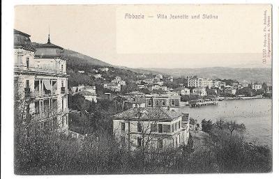 Abbazia, Jugoslávie, Chorvatsko