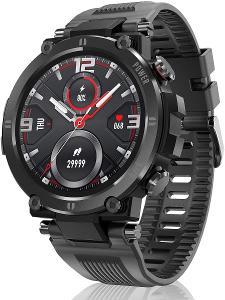 Masivní chytré hodinky HOPOFIT D13, vodotěsné, měření SpO2,tlaku, tepu