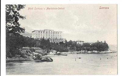 Lovran, Jugoslávie