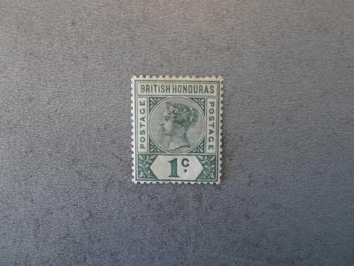Br. Honduras 1891 *
