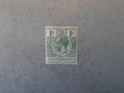 Br. Honduras 1915 *