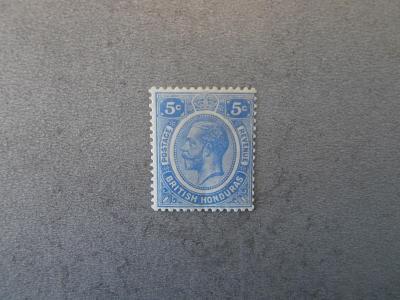 Br. Honduras 1922 *