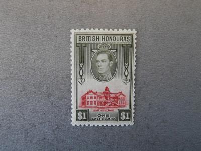 Br. Honduras 1938 *