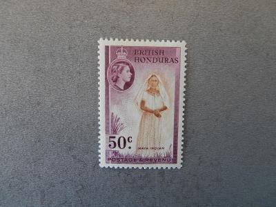 Br. Honduras 1953 *