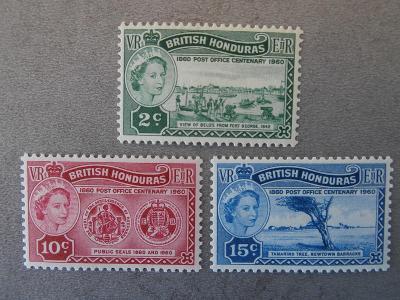 Br. Honduras 1960 **