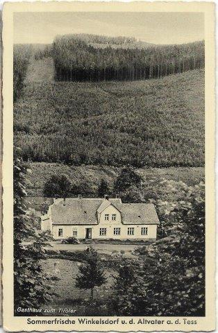 Winkelsdorf - Kouty nad Desnou , okr. Šumperk