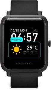Nové Xiaomi Amazfit Bip Black. Aukce od 1Kč
