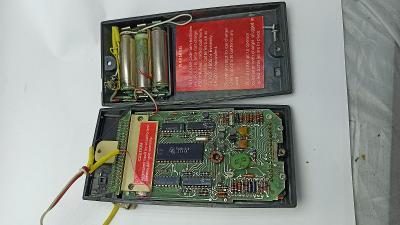 Kalkulačka Texas Instruments SR-10