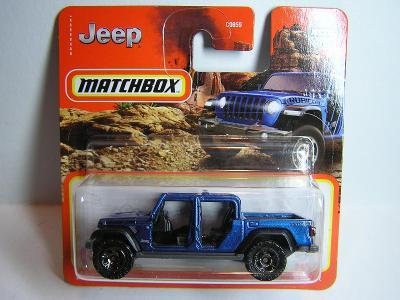 Matchbox MB36 20 Jeep Gladiator