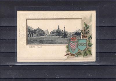 1101 pohlednice Kojetína