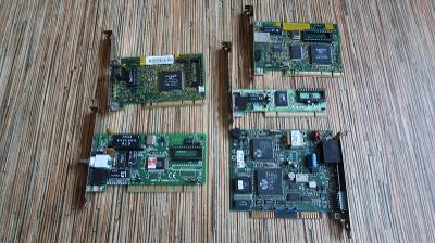 Úklid č.6 - Síťovky a ISA modem