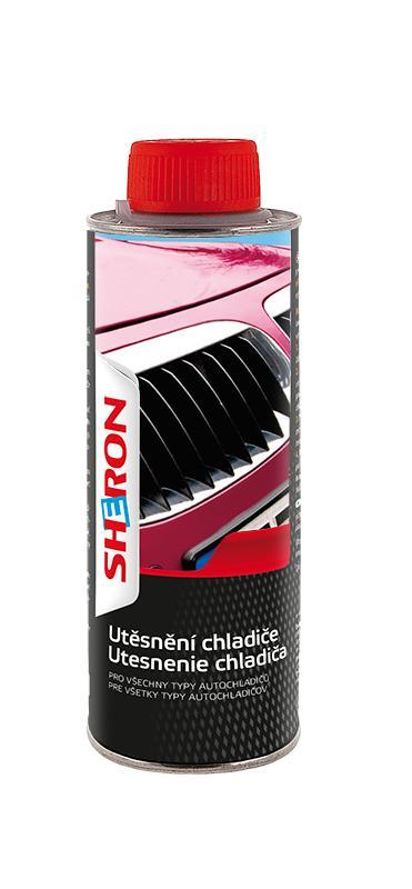SHERON Utěsnění chladiče 250ml