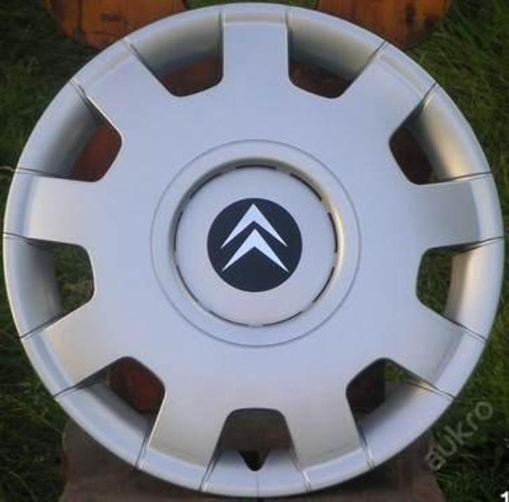 CITROEN poklice 14'' AX Xsara C2 C3 C6 ___18 vzoru - Náhradní díly a příslušenství pro osobní vozidla